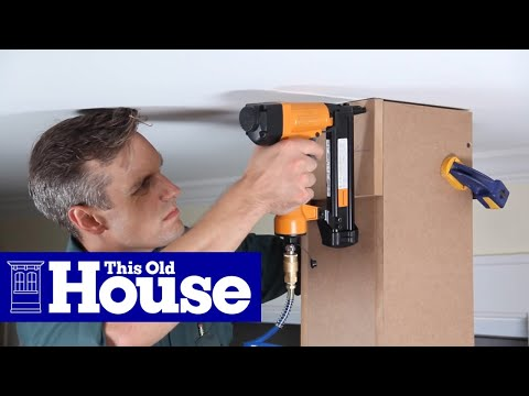 How to Build a Columned Room Divider | This Old House