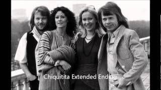 Abba Chiquitita Extended Ending