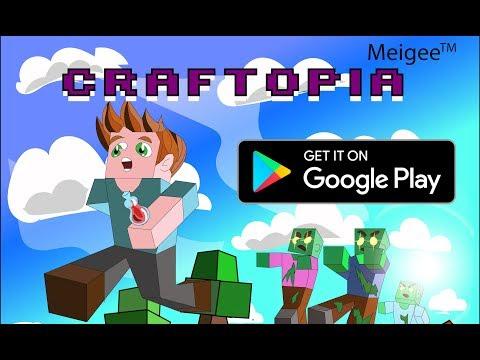 Vidéo Craftopia
