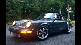 350 HP GProgramm Resto-Mod 1979 Porsche 911 - One Take