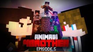 Download Video Pertarungan Antara ANICRAFT VS RANGGA (Anto Vs Husky) | Animasi 4brother Episode 5 MP3 3GP MP4