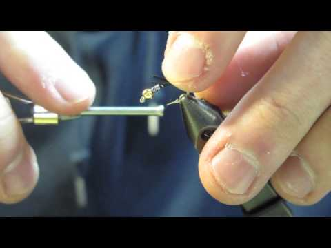 Fly tying video: Ike's trout candy