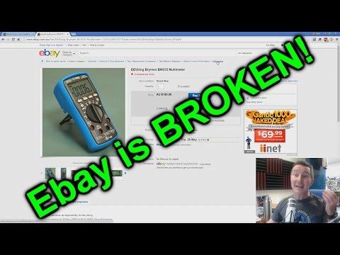 eevBLAB #22 - Ebay is BROKEN!