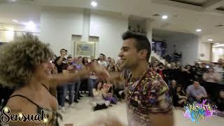 Vaina Loca Ozuna Ft. Manuel Turizo Bachata Rmx By Dj Tronky - Abdel Y Lety Israeli Sensual Festival