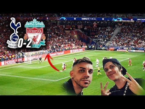 TOTTENHAM 0-2 LIVERPOOL | FINAL CHAMPIONS LEAGUE 2019