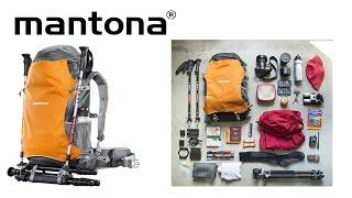 Mantona Elements Pro 40 Outdoor Rucksack