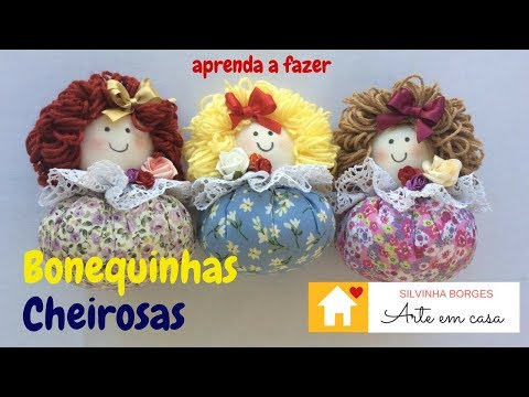 Bonequinha Cheirosa