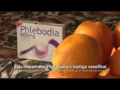 Posto vacante del dottore phlebologist