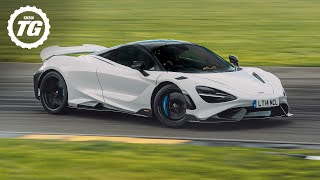 [Top Gear] FIRST DRIVE: McLaren 765LT: Flat out on track in the latest longtail