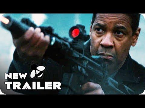 Movie Review The Equalizer 2 2018 Bookshelf Battle