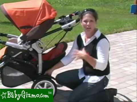 Mamas and Papas T2 (Peg perego GT3 ForTwo) 1 és 2 személyes babakocsi - 89900 Ft - (meghosszabbítva: 2921242610) Kép