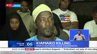 Kiamaiko Killing: 13 year old boy shot by police; Officer was enforcing curfew