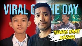 VIRAL HARI INI: Mahasiswa Tewas saat Diksar UKM Universitas Lampung