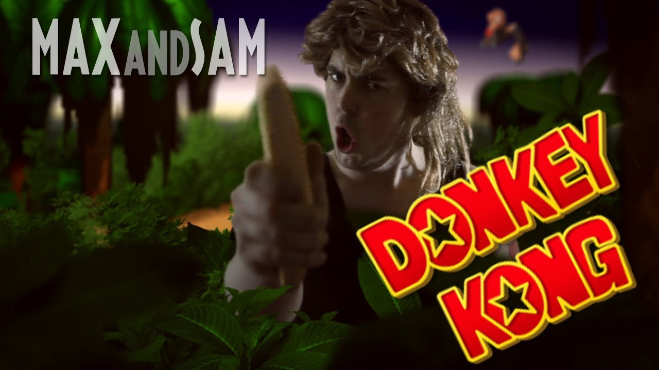 This Insane Donkey Kong A Capella Makes Me Laugh And Feel Afraid
