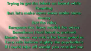 Chiddy bang-dream chasing(lyrics)