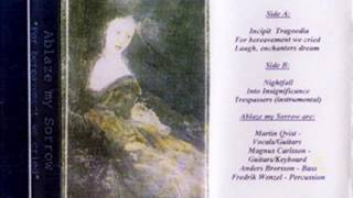 Ablaze My Sorrow - For Bereavement We Cried (FULL DEMO) (1994)