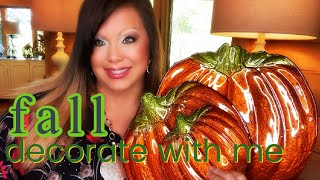 Fall 🍁 Decorate With Me!