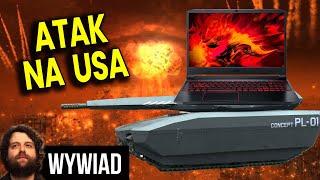 Atak na USA Trwa Kilka Miesięcy! Nawet Tego Nie Zauważyli – Kapitan Lisowski