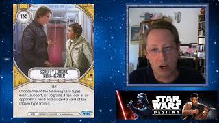 SW Destiny - Scruffy Nerf Herder - Meta Card