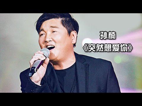 Download 《我是歌手 3》第6期单曲纯享-孙楠 《突然想爱你》 I Am A Singer 3 EP6 Song: Sun Nan Performance【湖南卫视官方版】 HD Mp4 3GP Video and MP3