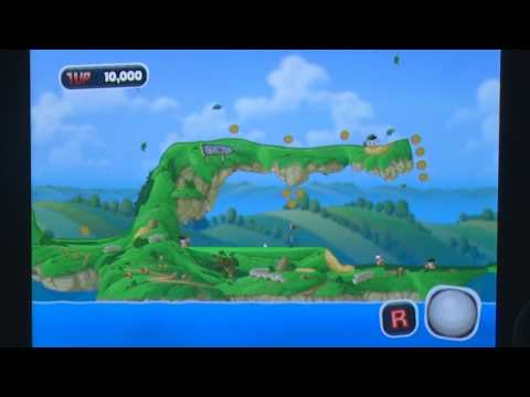 worms crazy golf ios review