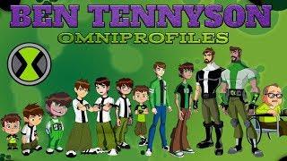 OmniProfiles : Ben Tennyson | Ben 10 | Alien Force | Ultimate Alien | Omniverse | Reboot |