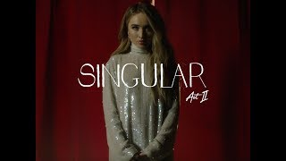 Sabrina Carpenter - Singular Act II Trailer