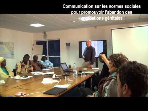 Partage TOSTAN: Communication sur les normes sociales