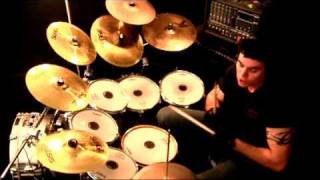 Judas Priest - Painkiller - DRUM COVER BY MACHINEGUNSMITH
