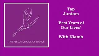 Tap junior dance 'best years of our lives' with Niamh