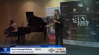 Anna Armengol Kotova plays Light of Sothis by Amy Quate