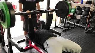 Spring ME Upper Body Lifting Session
