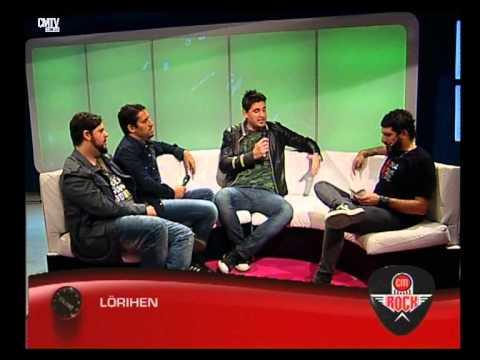 Lorihen video Entrevista CM Rock - Junio 2015