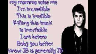 Chris Brown ft Justin Bieber Ladies Love Me lyrcs