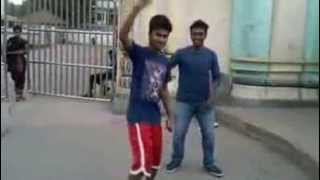 OFFICIAL ICC World T20 Bangladesh 2014-Flash Mob,Bangladesh Roadside University.