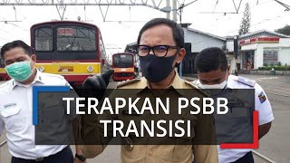 Kota Bogor Terapkan PSBB Transisi, Mulai Besok Pedagang Baju dan Restoran Boleh Jualan