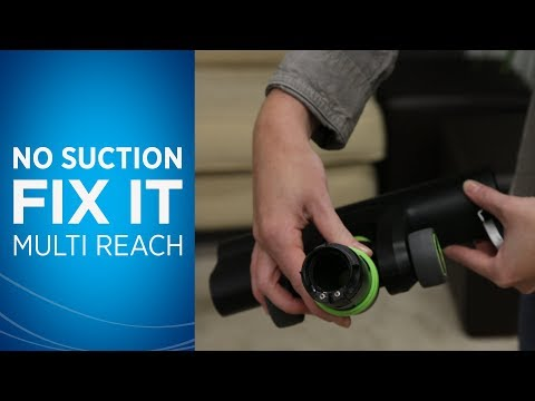 What to do if Your Multi Reach™ Loses Suction Video