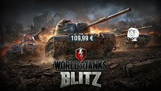 world of tanks blitz(Обзор игры)