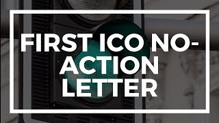 SEC Gives First ICO a Green Light