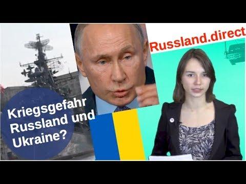 Kriegsgefahr zwischen Russland und Ukraine? [Video]