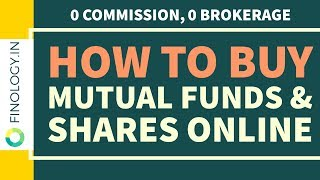 How to Buy Mutual Funds and Shares Online
