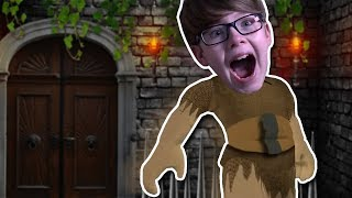 ESCAPE THE DUNGEON!! - Roblox Obby