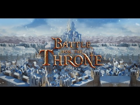 Google Play Trailer - Battle for the Throne Android