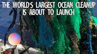 Young genius' about to start world's largest ocean cleanup