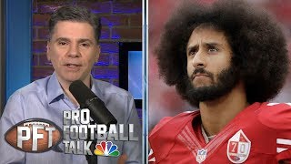 Legal omission shows Colin Kaepernick numbers may be overblown | Pro Football Talk | NBC Sports