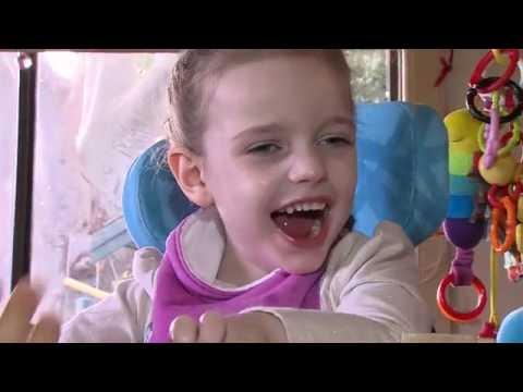 Video Our little girl Matilda's battle with rare Batten Disease