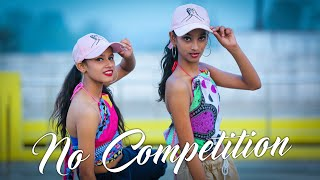 No Competition : Jass Manak Ft DIVINE | Dance Cover  video | SD KING CHOREOGRAPHY
