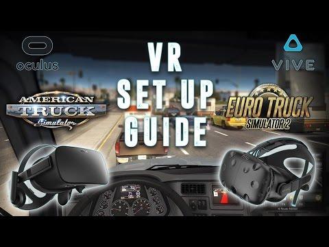 Game-Breaking Judder in VR :: American Truck Simulator