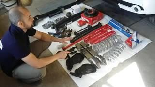Подготовка нива шевроле для охоты и рыбалки