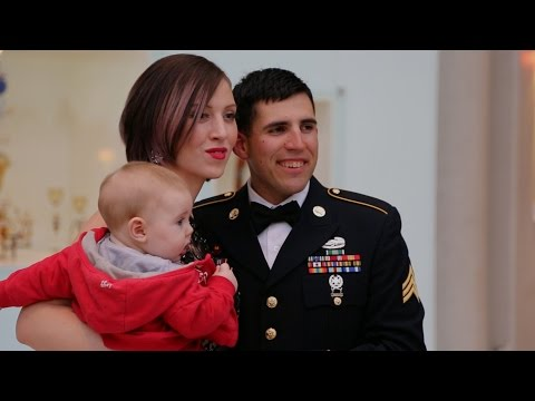 MilSpouse Surprised with VIP Experience!